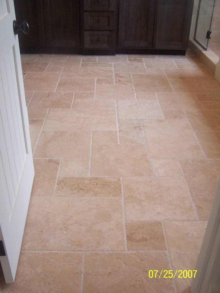 Natural stone tile installation travertinemarblegraniteslate care stone maintenance basic dos and donts dailygadgetfo Choice Image